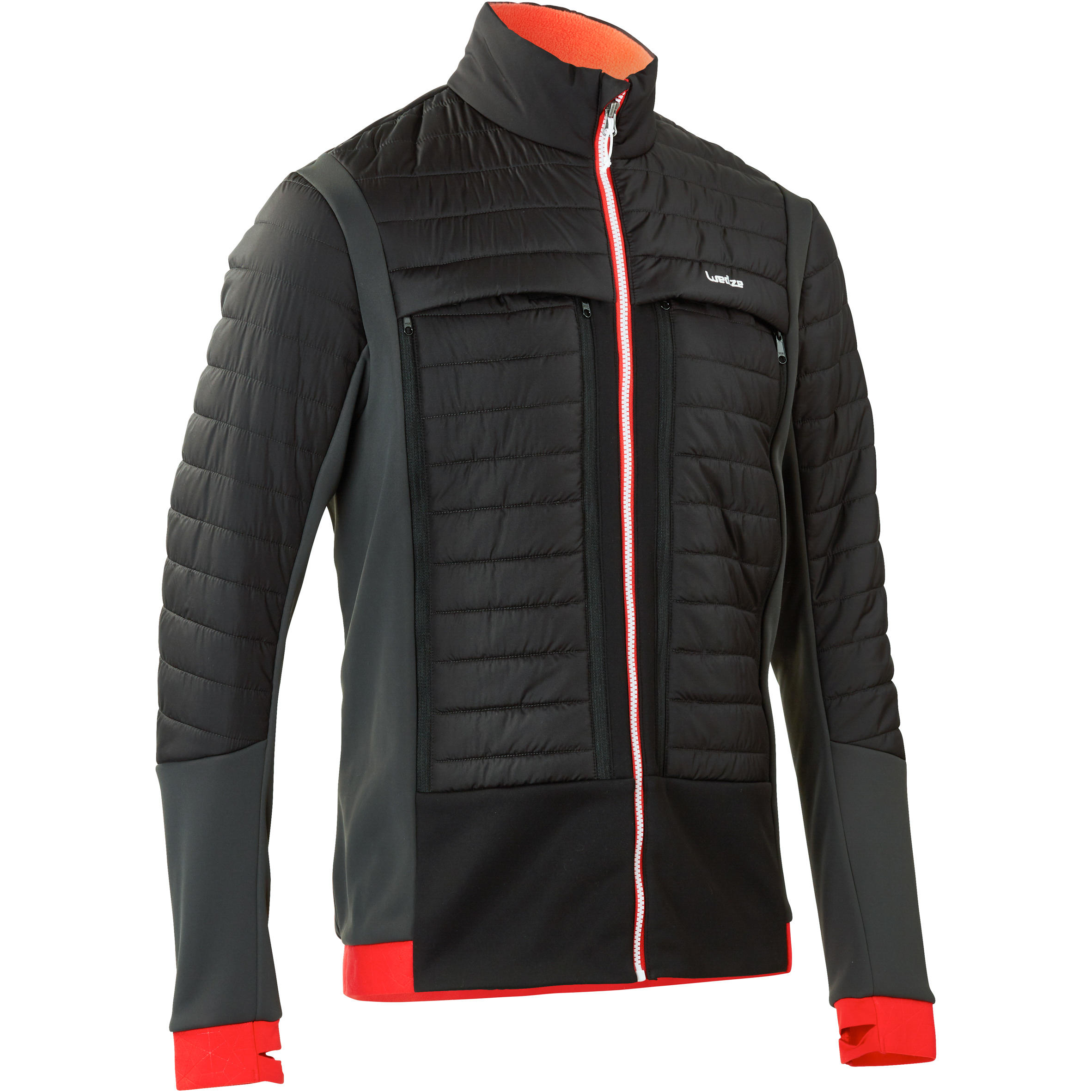 Wed'ze Heren midlayer Mid Warm 900 thumbnail