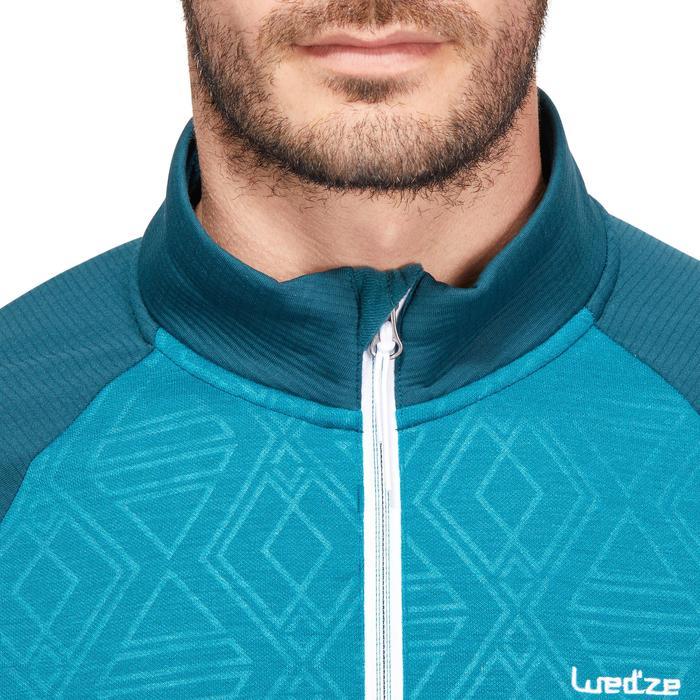 Sous-veste de ski Laine homme 500 Bleue - 1216698