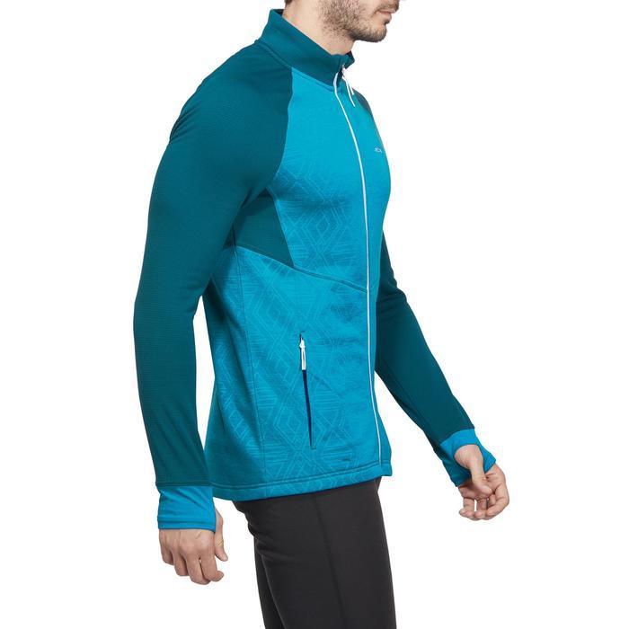Sous-veste de ski Laine homme 500 Bleue - 1216699