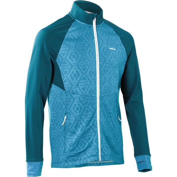 Sous-veste de ski Laine homme 500 Bleue - 1216702