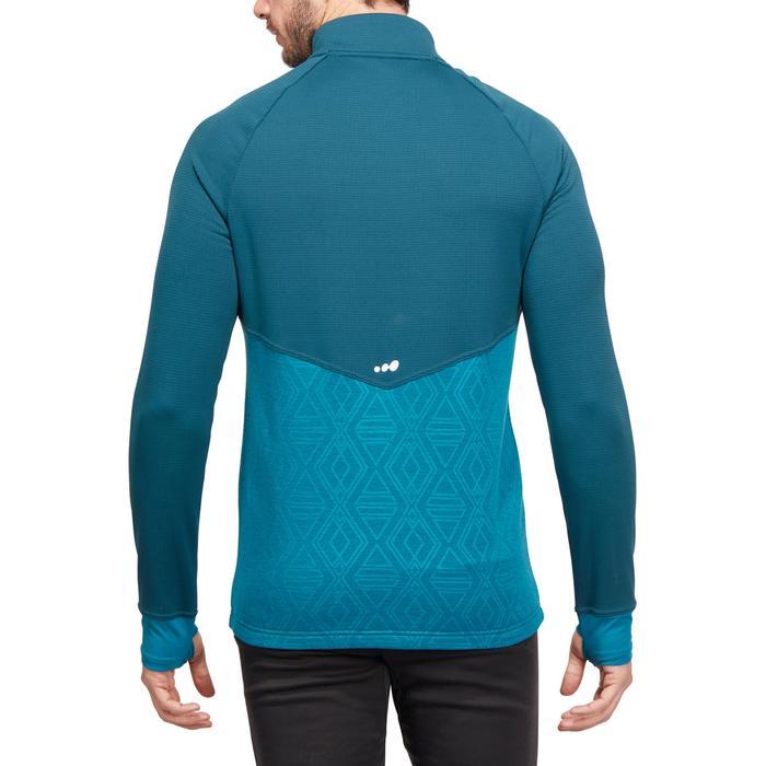 Sous-veste de ski Laine homme 500 Bleue - 1216703