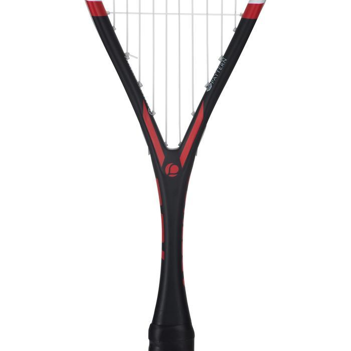 Squashset racket SR160 + tas + bal SB 830
