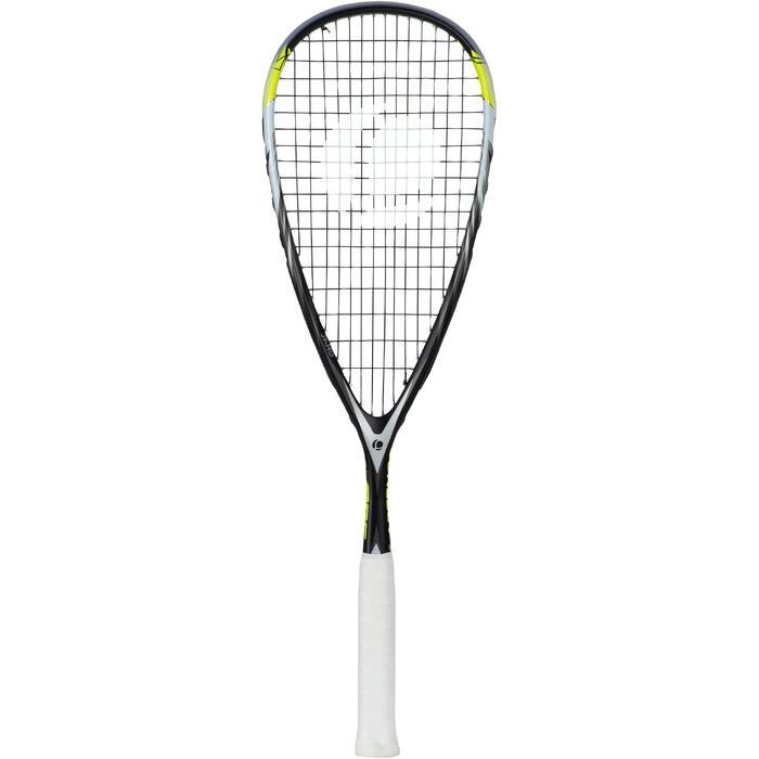 Raqueta Squash Artengo SR 560 Adulto Negro Amarillo