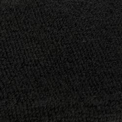 Schweißband Tennis Handgelenk 2er Pack schwarz