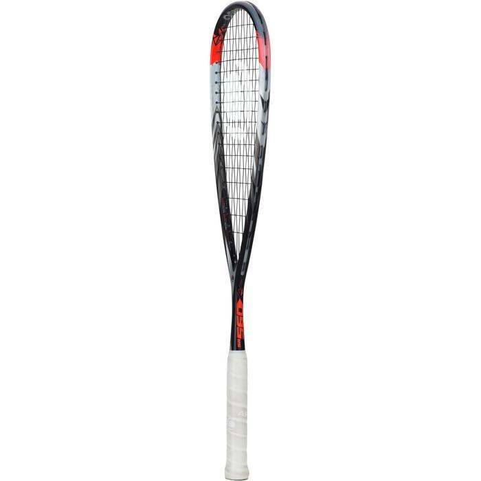 Set squashracket SR 560 (racket SR 560 en tas voor 3 rackets) - 1216934