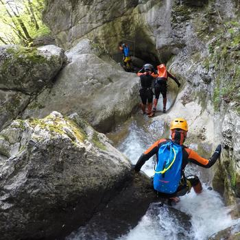 Rugzak Canyon voor canyoning 25 liter