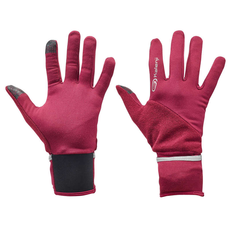 RUNNING COLD PROTECT ACCESSORIES - EVOLUTIV TACTILE GLOVES KALENJI