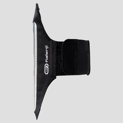 רצועת זרוע לסמארטפון לריצה - שחור
