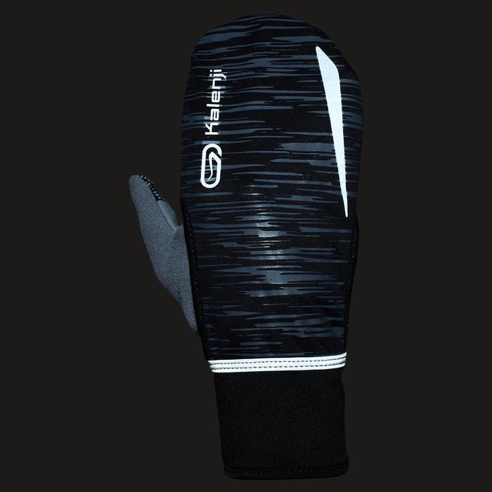 Handschoenen Evolutiv voor hardlopen grijs - 1217044