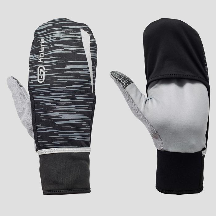 Handschoenen Evolutiv voor hardlopen grijs - 1217045