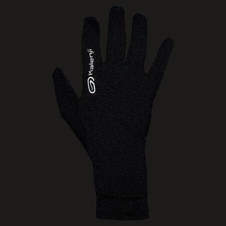 Tactile Gloves Running Black