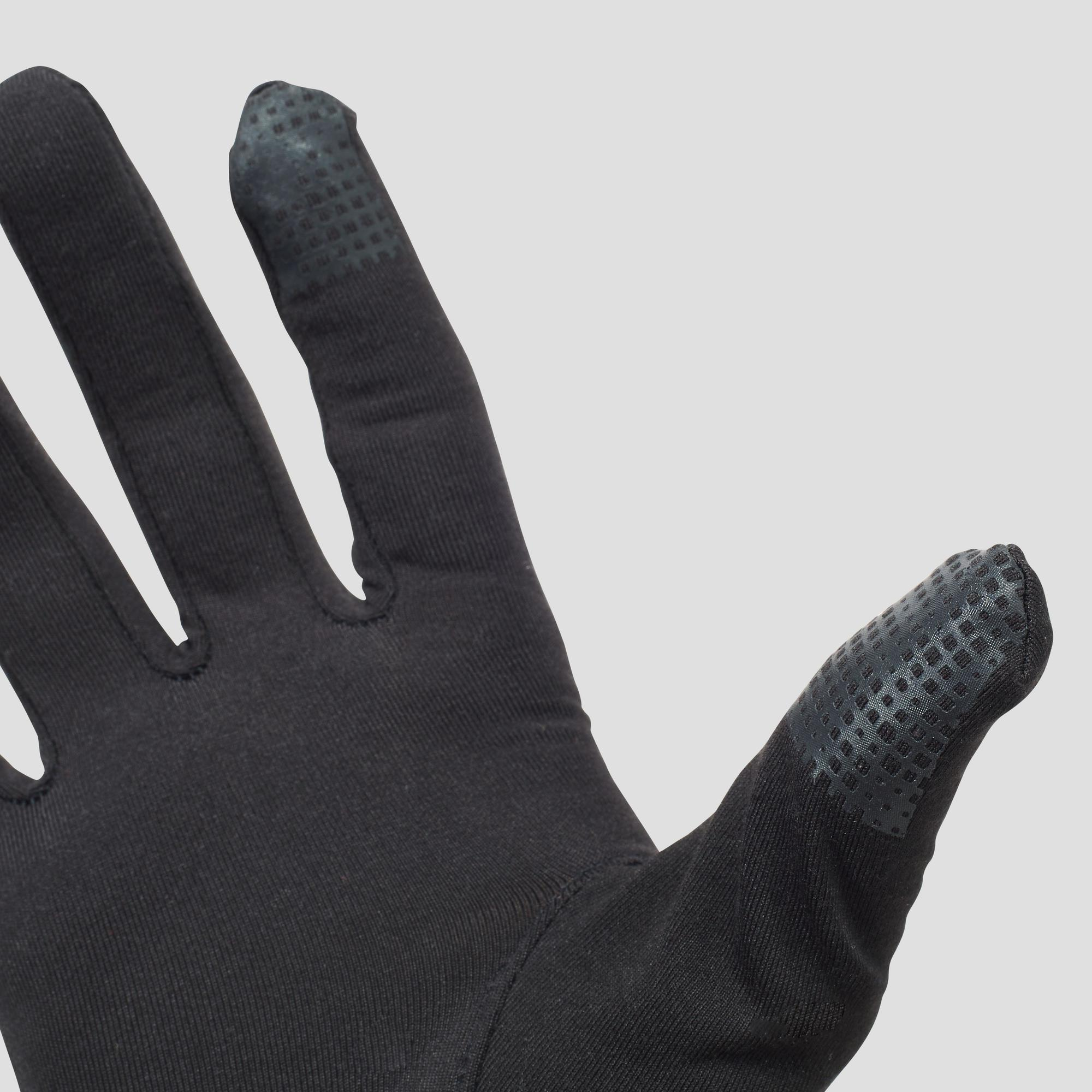 noir Runacc Unisexe Running Gants écran tactile étanche anti-dérapant M