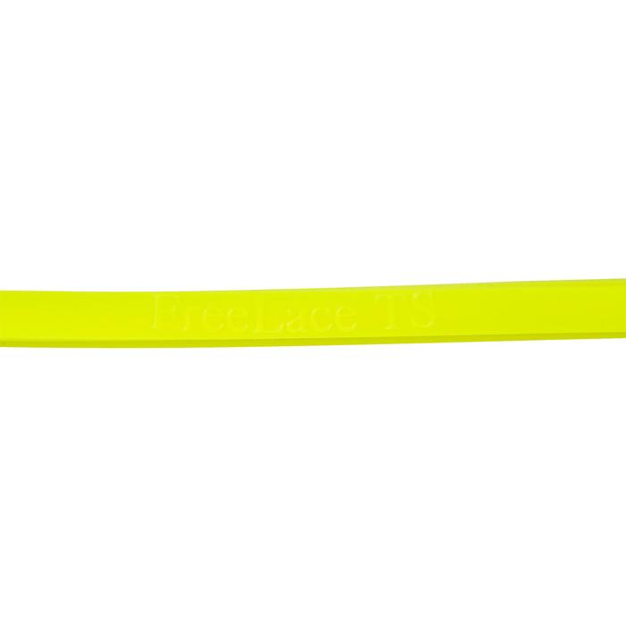 Silikonschnürsenkel Freelace TS Triathlon gelb