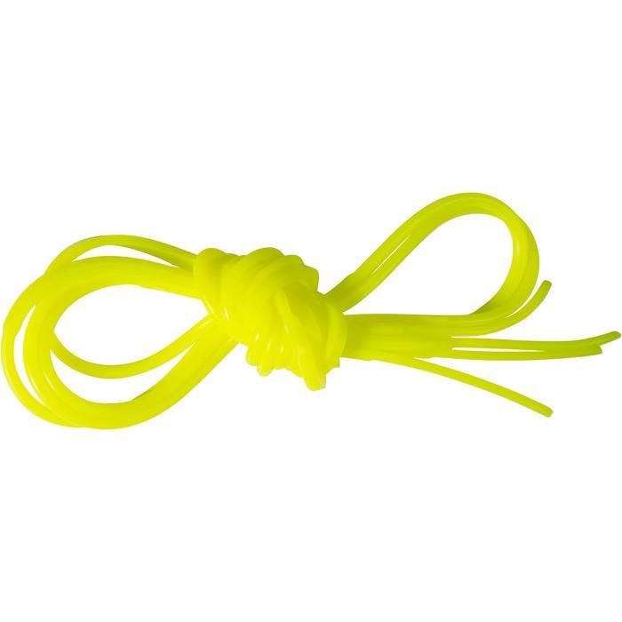 Silikonschnürsenkel Freelace TS gelb Triathlon