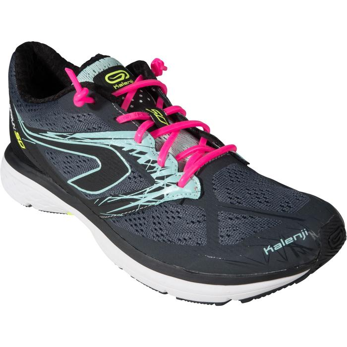 LACETS SILICONE ROSE FREELACE TS TRIATHLON
