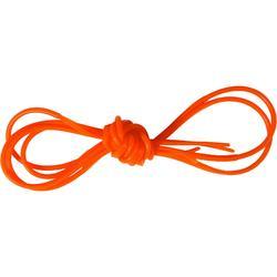 Siliconen veters Freelace TS oranje triatlon