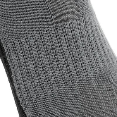 Шкарпетки 100 для туризму, 2 пари – сірі
