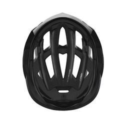 Racer Cycling Helmet - White/Black