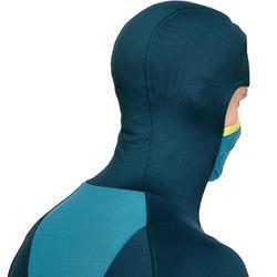 Skiunterwäsche Funktionsshirt Freshwarm Neck Herren blau