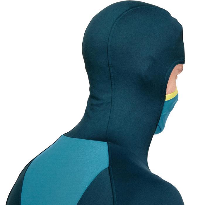 Sous-vêtement haut de ski homme Freshwarm Neck bleu