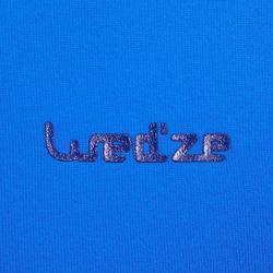 Sous-vêtement de ski enfant Haut Freshwarm 1/2 zip Bleu