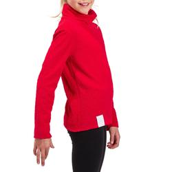 Sous-vêtement haut de ski enfant 2WARM Rouge