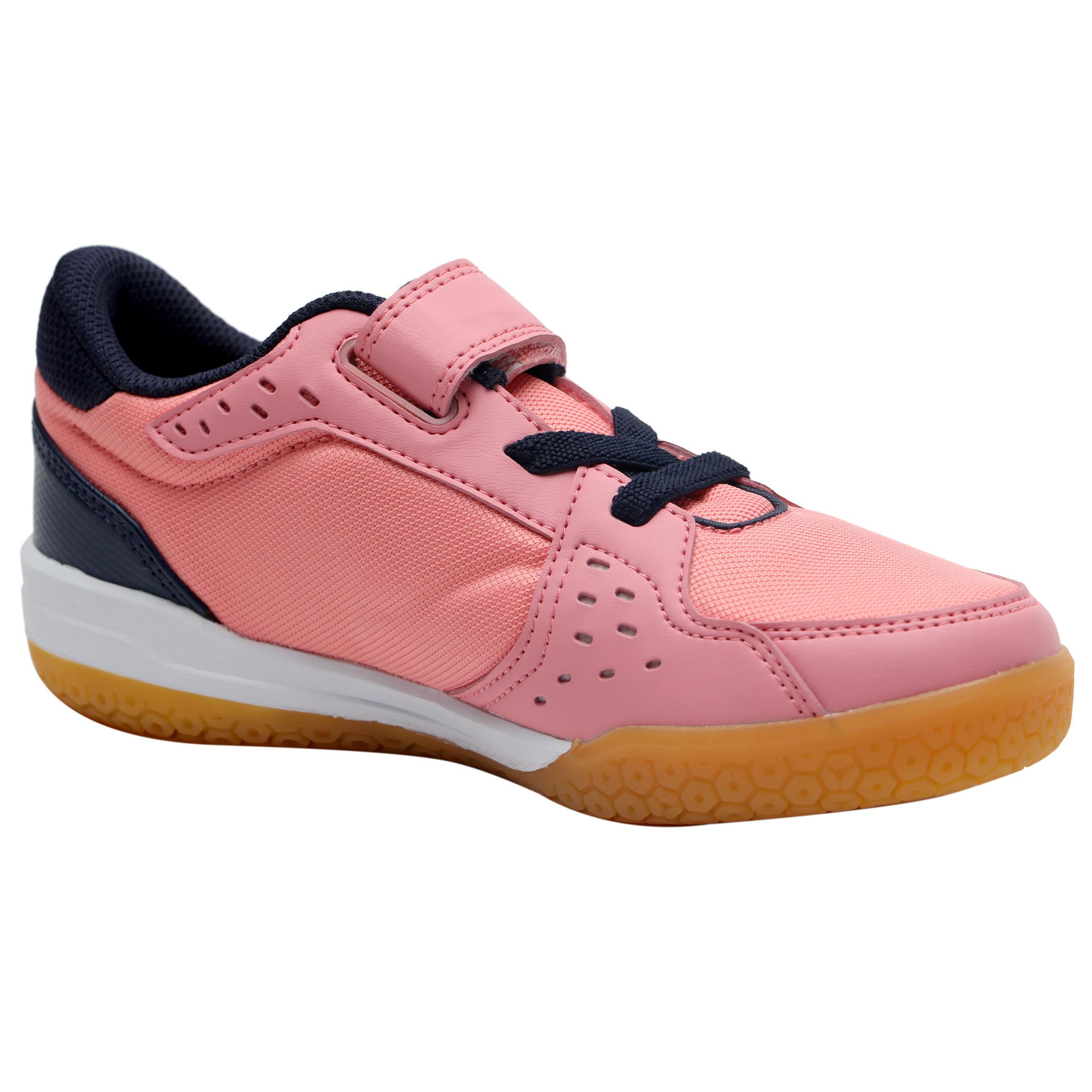 BS730 JR Kids' Badminton Shoes - Pink