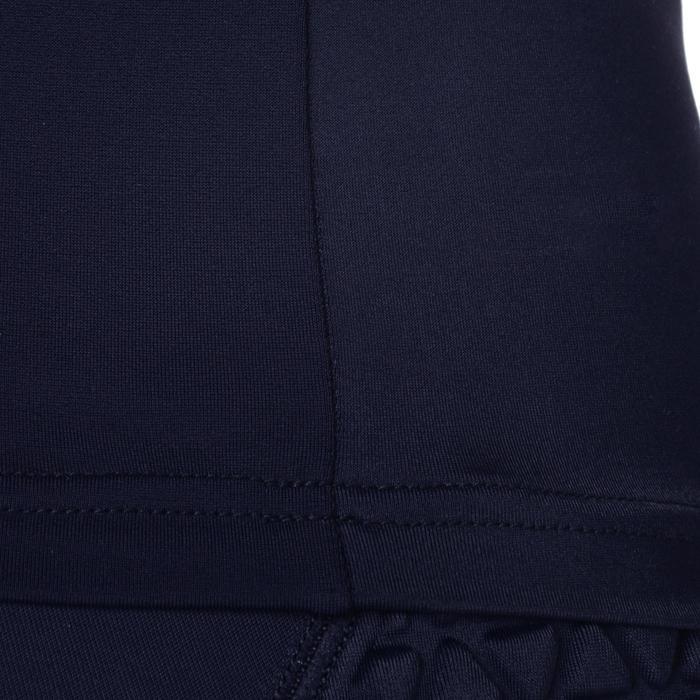 Camiseta Protección Baloncesto Tarmak UTP500 Sin Mangas Negro