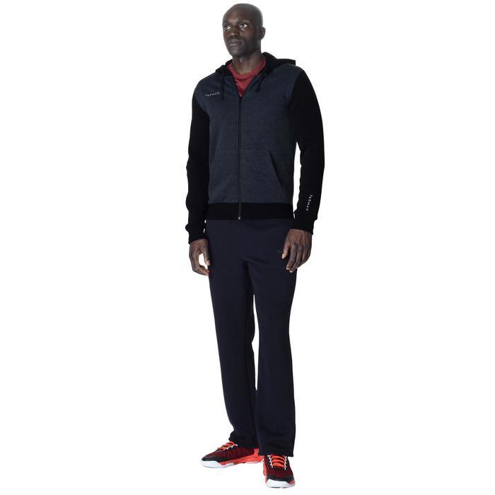 Hoodie met rits voor basketbal heren beginner - 1217749