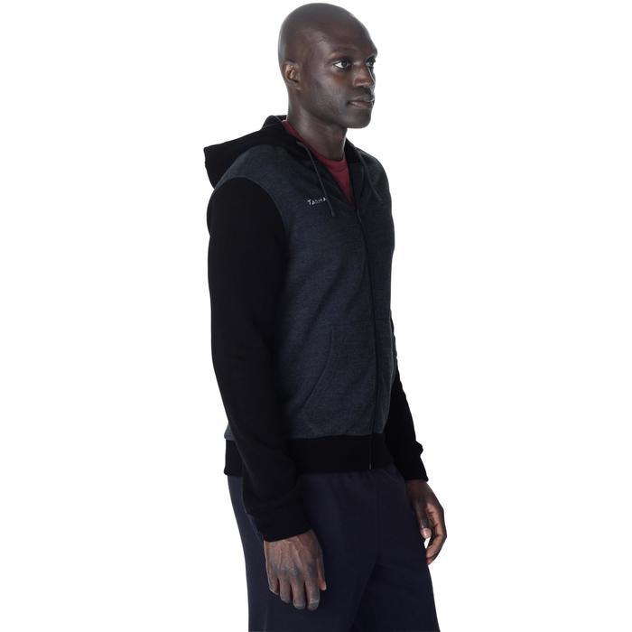 Hoodie met rits voor basketbal heren beginner - 1217750