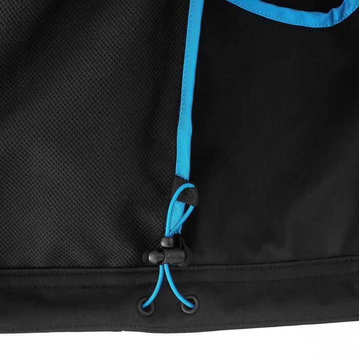 Veste ski de fond coupe vent homme bleue - 1217927