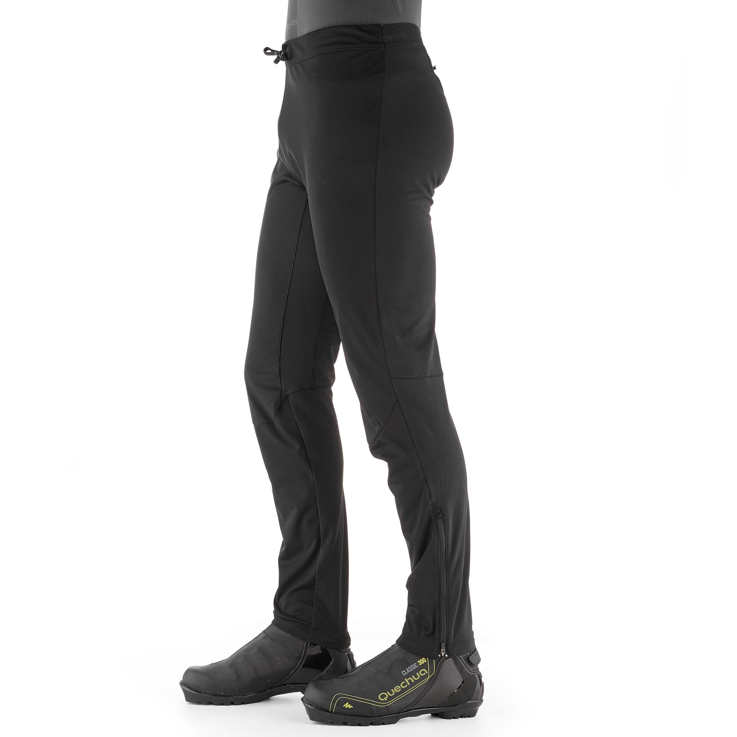 Pantalon Homme Rs Ski Fond Softshell Noir De LqUVGSzMp