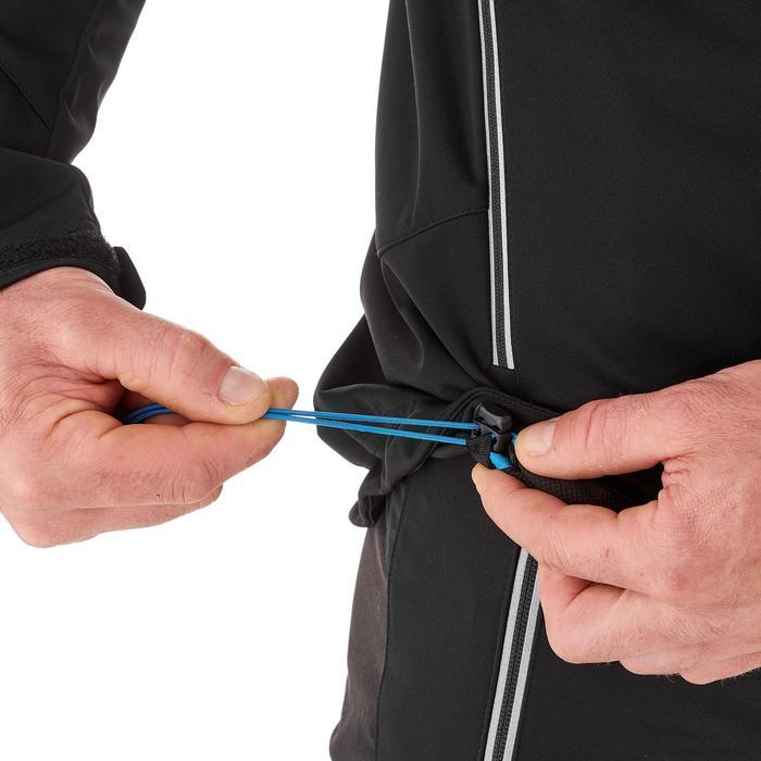 Veste ski de fond coupe vent homme bleue - 1217950