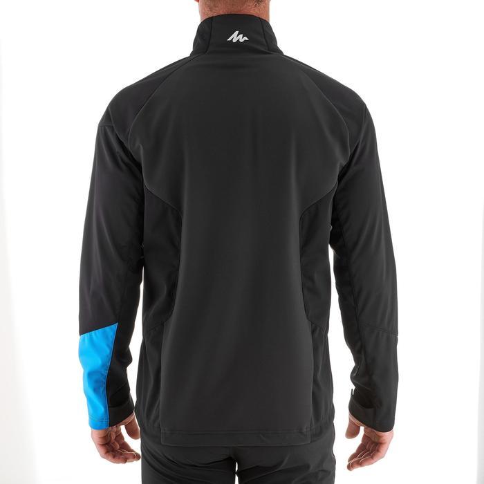 Veste ski de fond coupe vent homme bleue - 1218016
