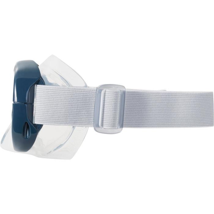 Kit masque tuba de snorkeling 500 - 1218124