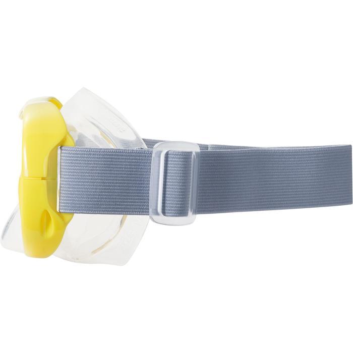 Kit masque tuba de snorkeling 500 - 1218142