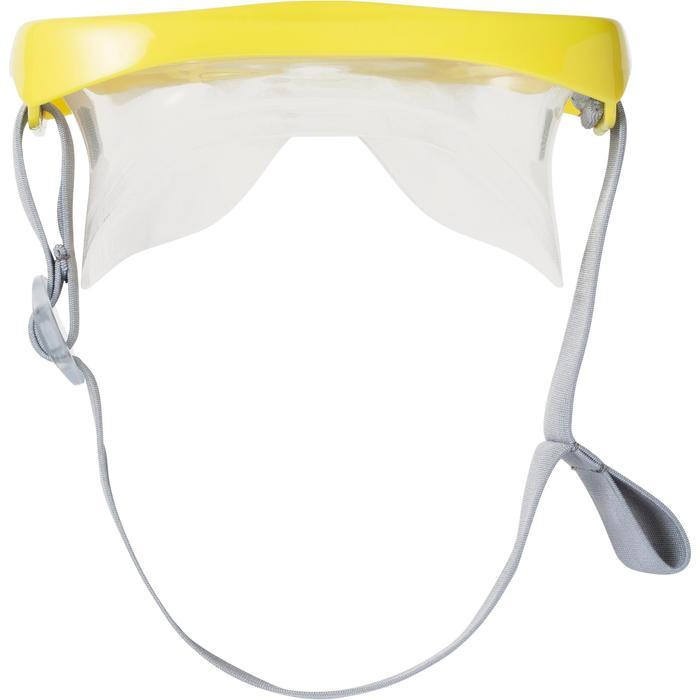 Kit masque tuba de snorkeling 500 - 1218144