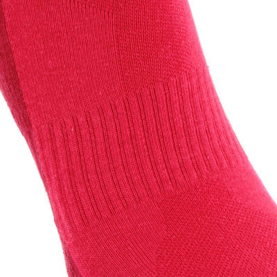 Country walking Mid socks X 2 pairs NH 100 - Pink