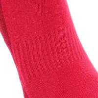 Country walking Mid socks X 2 pairs NH 100 - Pink