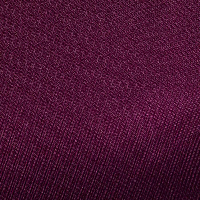 Rugbytrikot FH 500 Damen violett/bordeauxrot