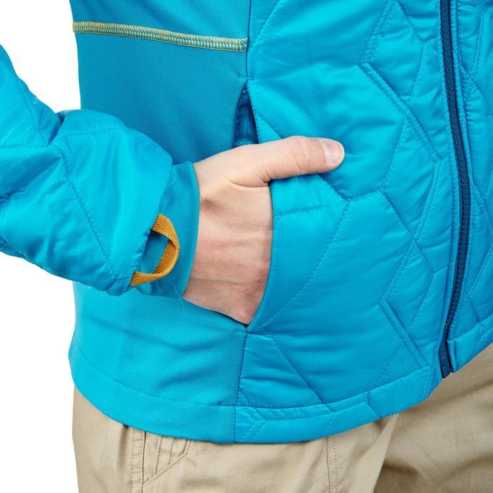 Veste trekking Rainwarm 500 3en1 femme - 1218318
