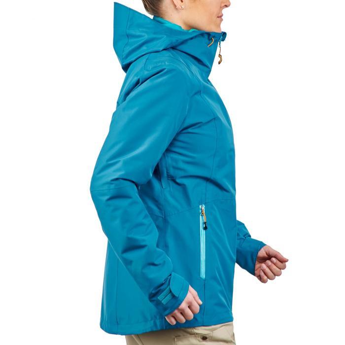Veste trekking Rainwarm 500 3en1 femme - 1218319