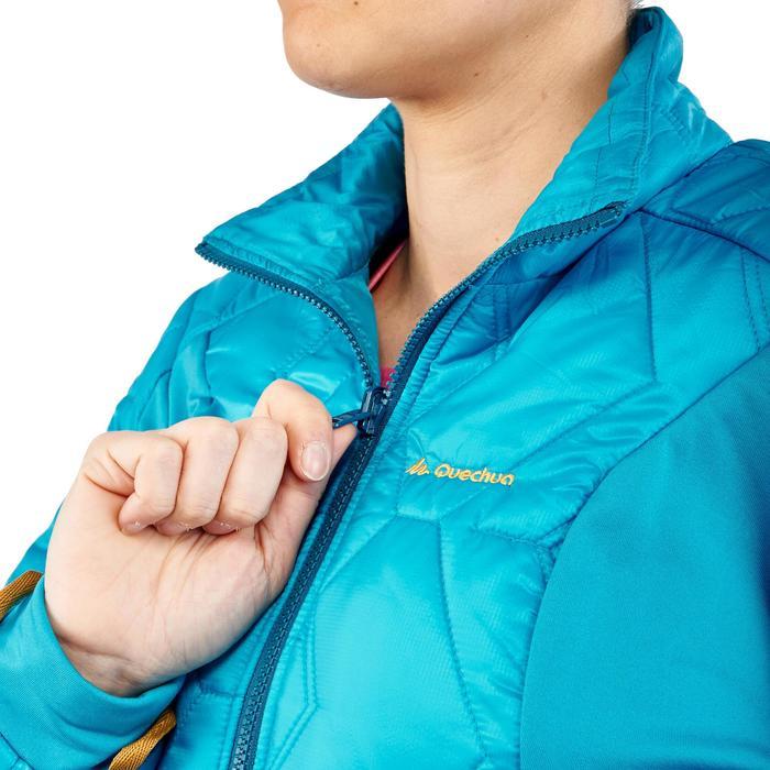 Veste trekking Rainwarm 500 3en1 femme - 1218324