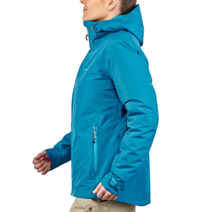 Veste trekking Rainwarm 500 3en1 femme - 1218334