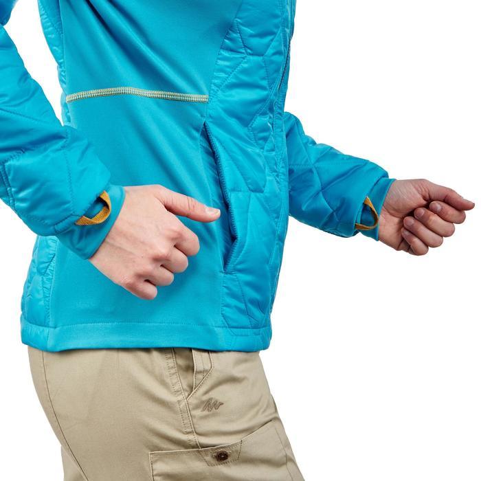 Veste trekking Rainwarm 500 3en1 femme - 1218337