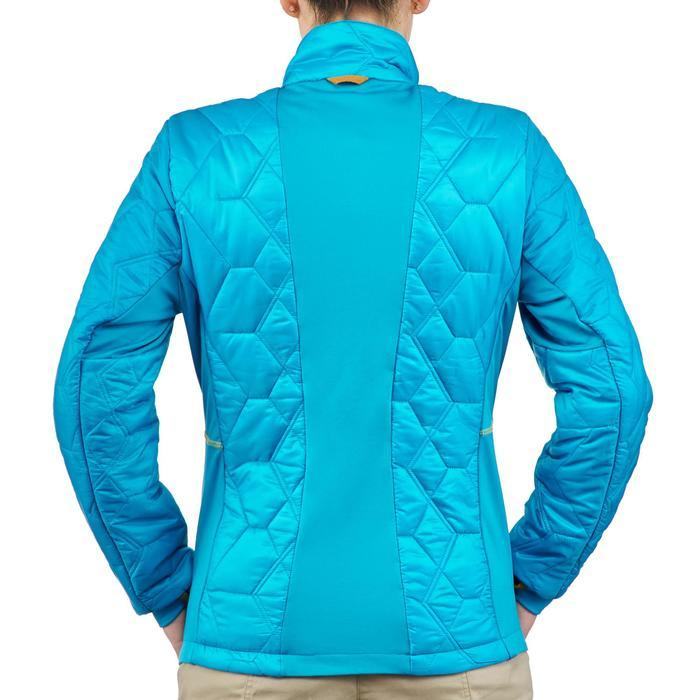 Veste trekking Rainwarm 500 3en1 femme - 1218342