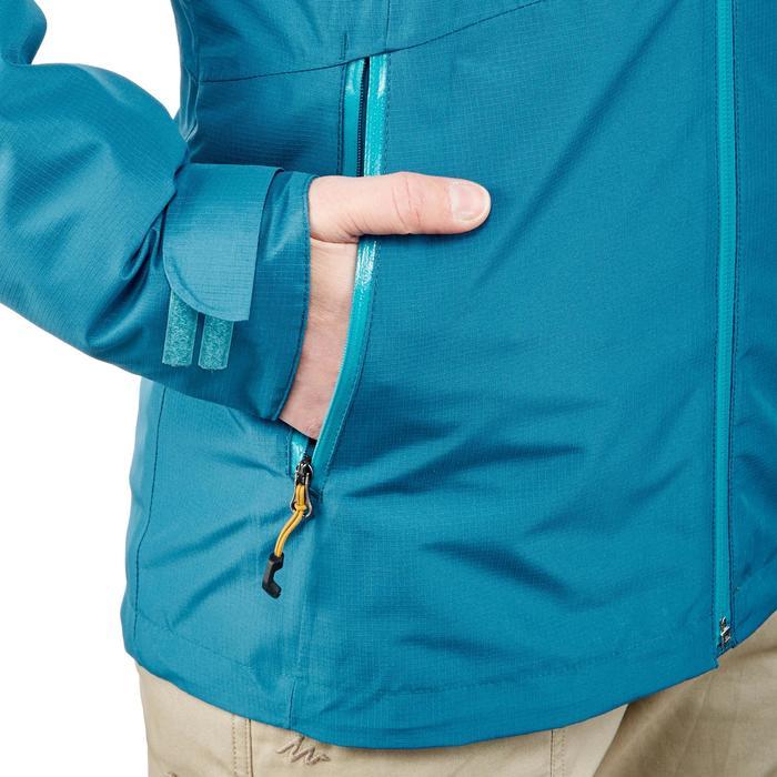 Veste trekking Rainwarm 500 3en1 femme - 1218343