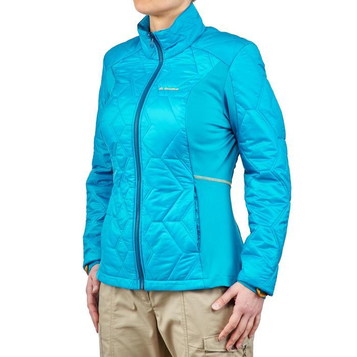 Veste trekking Rainwarm 500 3en1 femme - 1218346