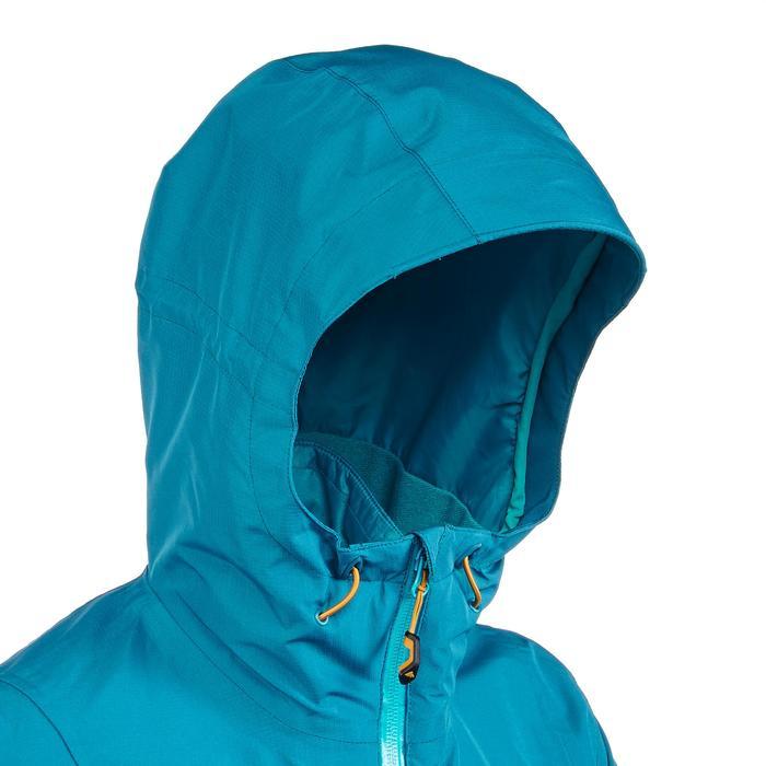 Veste trekking Rainwarm 500 3en1 femme - 1218348