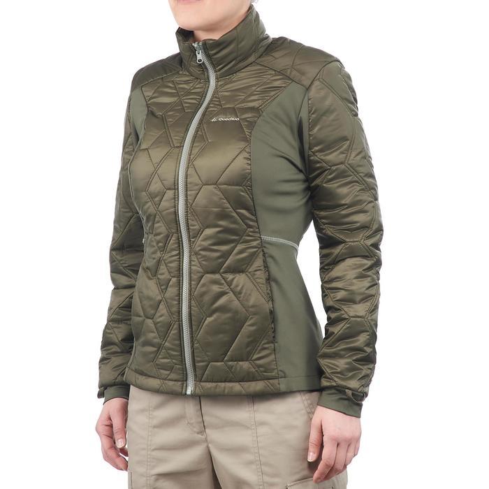 Veste trekking Rainwarm 500 3en1 femme - 1218382